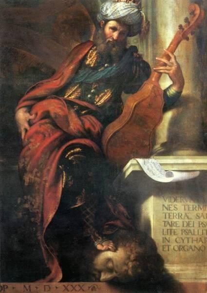 The Prophet David